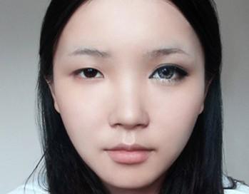 单眼皮眼睛如何化妆比较好看呢?