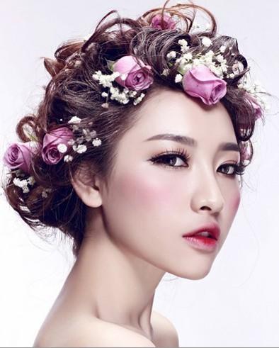 合肥演出妆_>> 请问合肥彩妆学校里会学到新娘妆么?